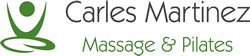 Carles Martinez Massage & Pilates Logo